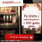 MariaCasino.dk