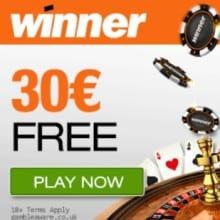 Winner Casino free bonus