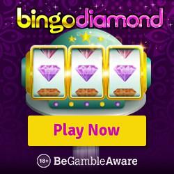 Bingo Diamond Casino 150 free spins on new Microgaming slots