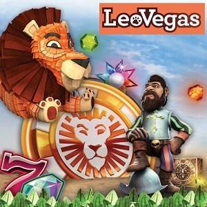 Leo Vegas Casino 30 Freispiele in Book of Dead + 2.500€ gratis bonus