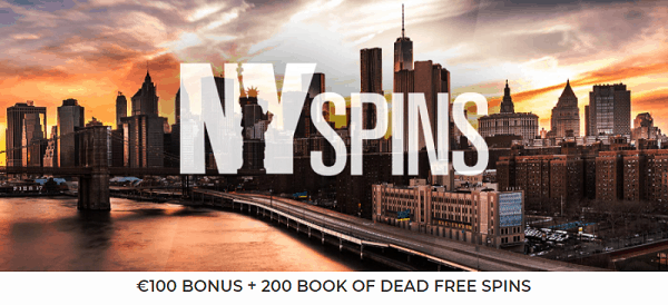Book of Dead free spins bonus