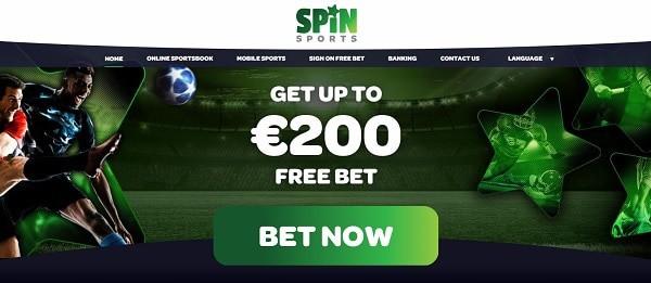 Sportsbook free bet
