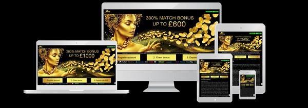 Midaur Casino online and mobile