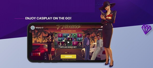 Casiplay Casino Mobile Games