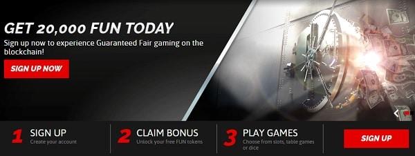 CasinoFair Bonuses