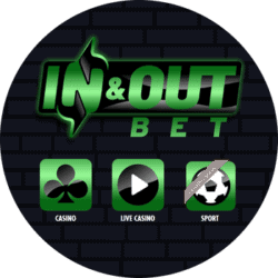 In & Out Bet - pay and play casino games and sportsbook!