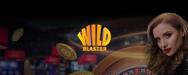 Wildblaster Games - slots, live dealer, jackpots, video poker, scratch cards, keno