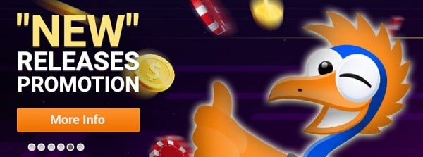 New Promotions to EmuCasino