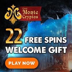 22 No Deposit Free Spins