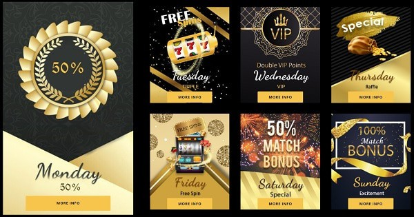 VIP promotions and bonuses Play24Casino