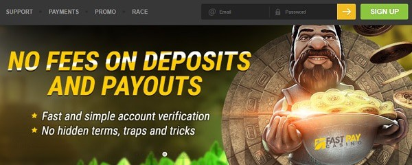 Fastpay Online - fast payments casino