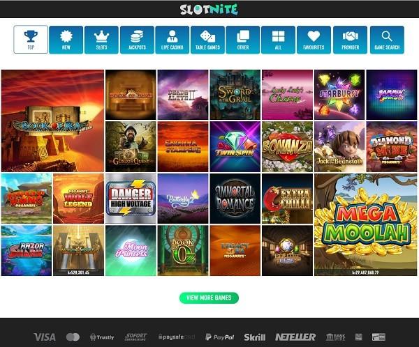 Gratis Spins online casino