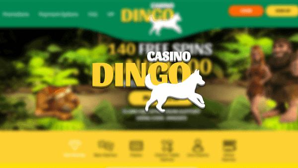Dingo Casino gratis spins bonus code