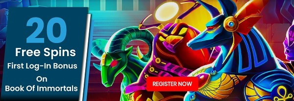 20 no deposit free spins on sign up