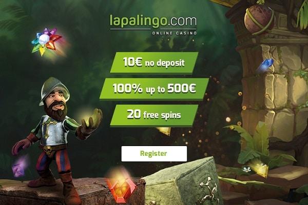 Lapalingo.com free bonus code