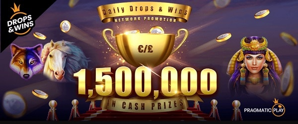 Win a share of $1,500,000 every day!