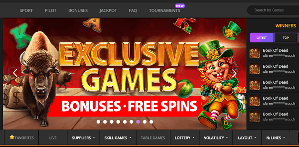 Exclusive casino games to play for free