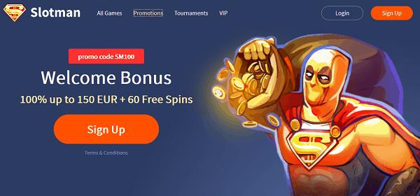 150 Freispiele und 750€ Bonusgeld