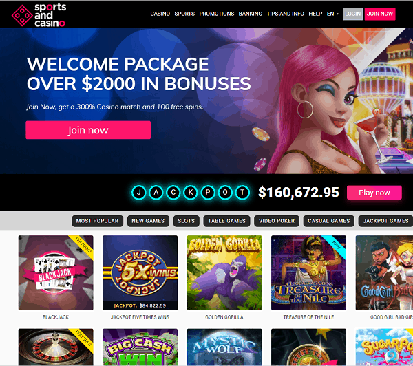 Sports And Casino Promotions and VIP Program