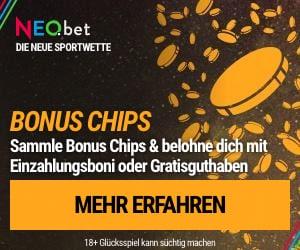 Neo Casino 200 EUR free bonus