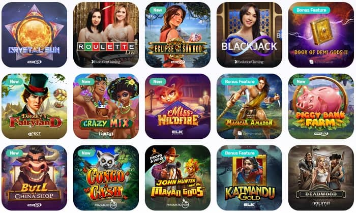 Online Slots with Freeplay