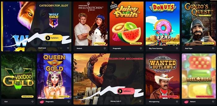 Boomerang Casino Frei Spiele