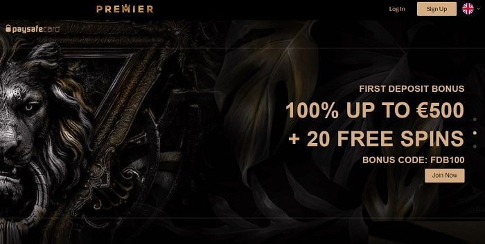 100% gratis and 20 bonus spins